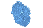 16L 16V DOHC EFI Zetec E