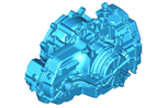 CVT Auto Trans Powersplit