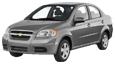 AVEO (T250 / T255) [EUR]<br>(2006 - 2011)