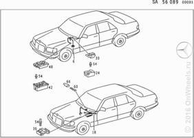 ELECTRIC WINDOW REGULATORS,CABLE HARNESSES