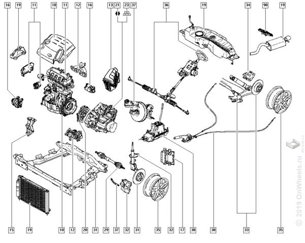 Механические узлы