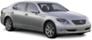 Lexus LS600H/600HL